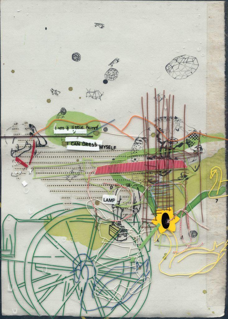 2004 IAmALittleBunny paper AndreasGehlen 733x1024 - Ich bin ein kleines Häschen, ich kann mich selbst anziehen.