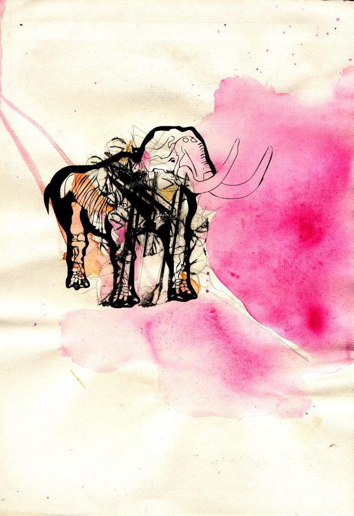 2005 Mammut paper AndreasGehlen 702x1024 - Mammut / Downloadanimalseries
